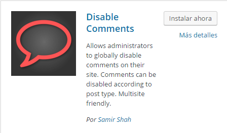 disable-comments