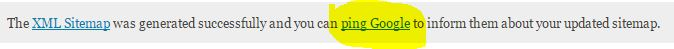 ping-google-sitemap-video