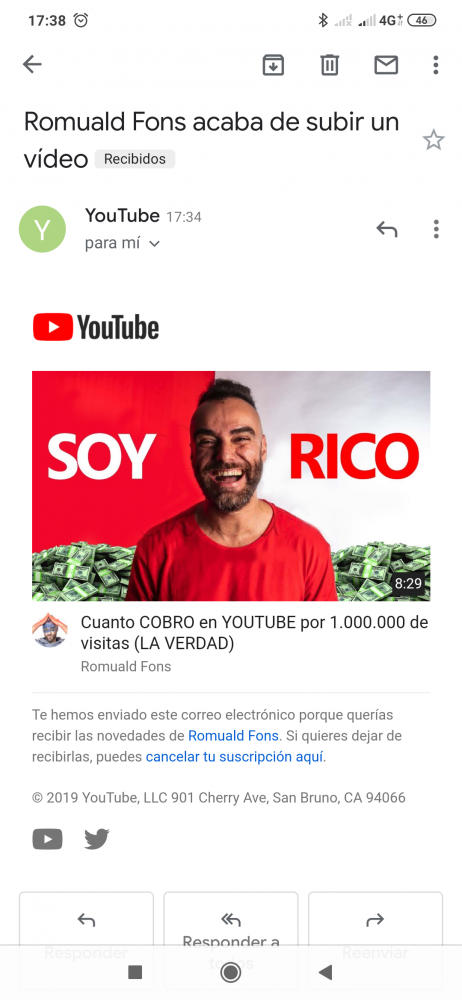 Clickbait en youtube