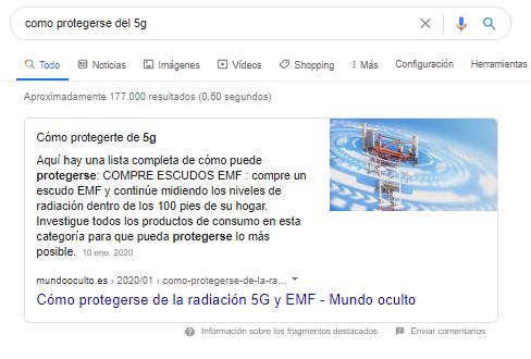 posicion cero de google