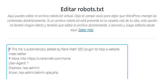 robots txt rank math